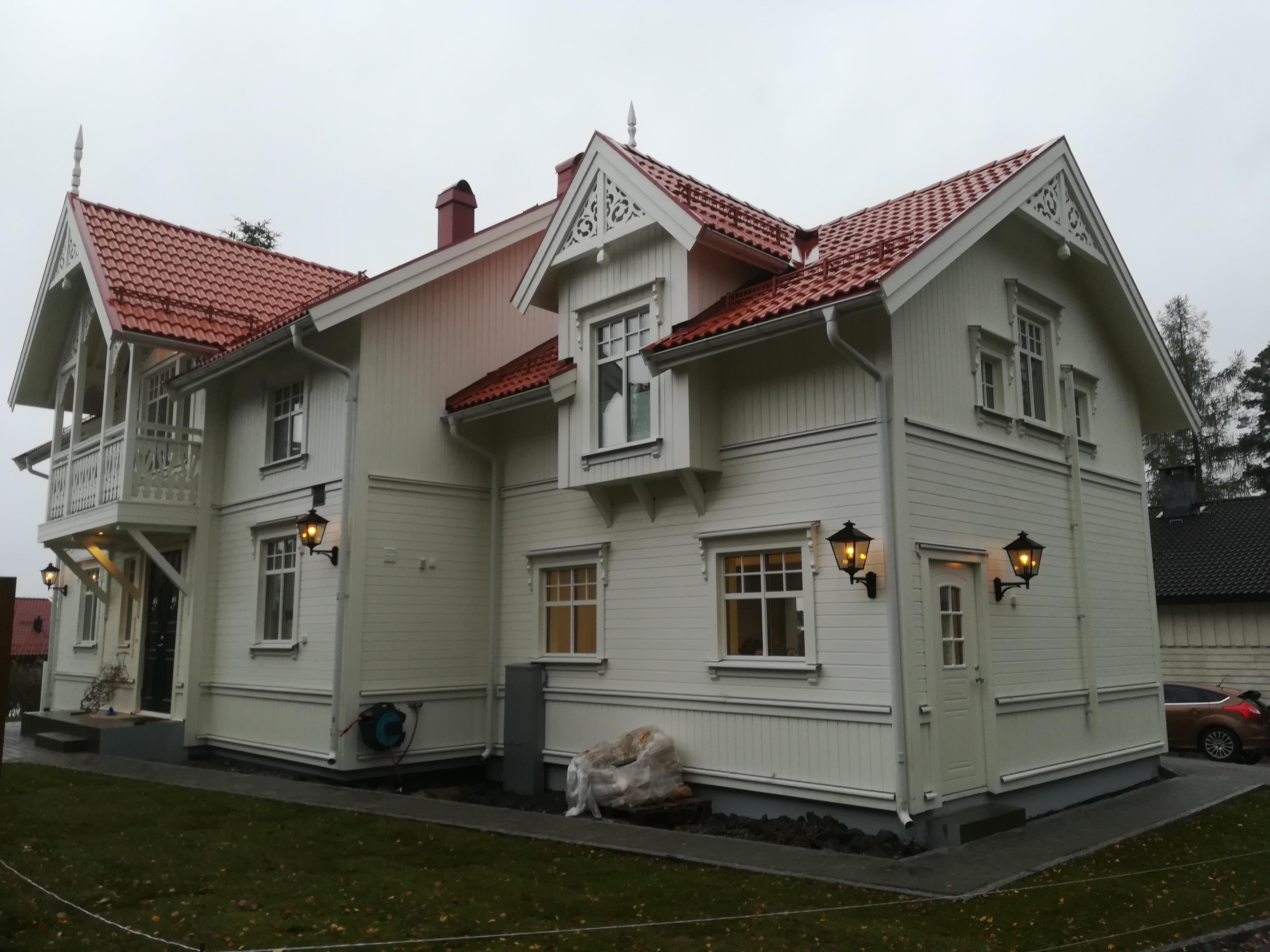 Aker construction